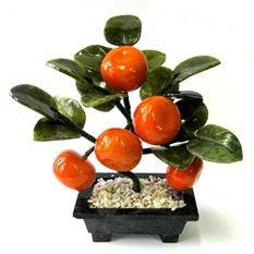 Дерево из 5 мандаринов