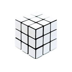 Кубик Рубика Full zen «Белая магия»