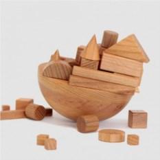 Настольная деревянная игра на равновесие Bad Balance