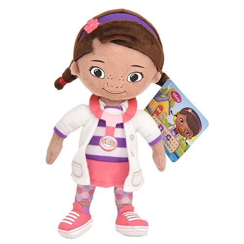 Мягкая игрушка Доктор Плюшева от Disney