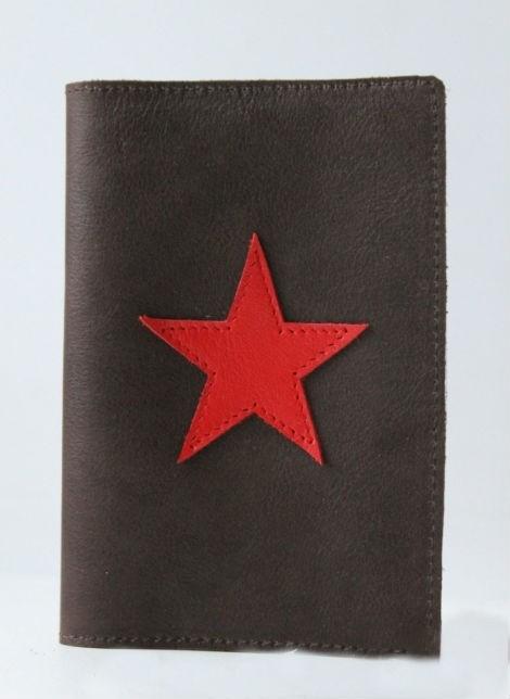 Обложка на паспорт Звезда