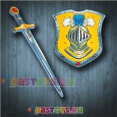 Игровой набор волшебного рыцаря Щит и меч
