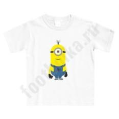 Детская футболка Одноглазый Миньон