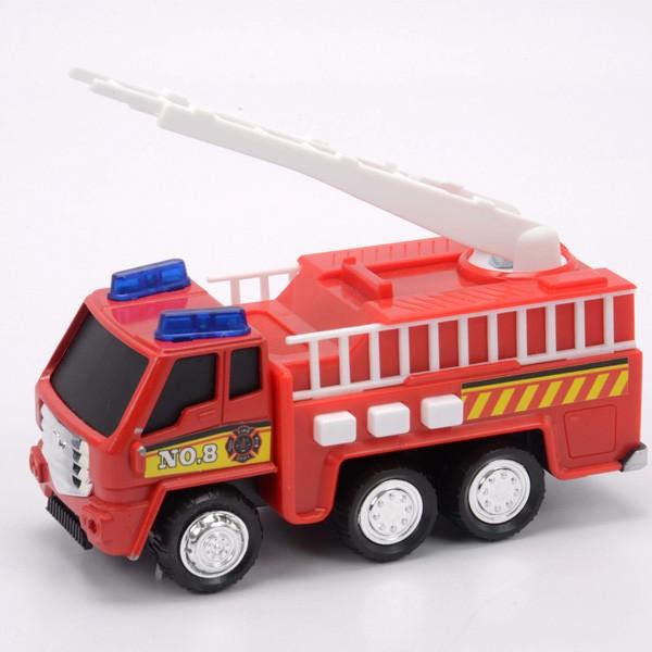 Машинка Soma Пожарная машина с эффектами