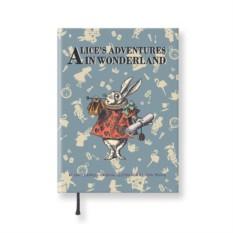 Ежедневник Алиса в Стране Чудес White Rabbit