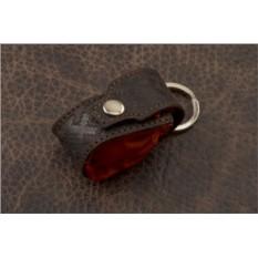 Брелок для ключей из кожи Magistro (Коричневый)