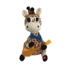 Поющая игрушка Влюблённый жираф