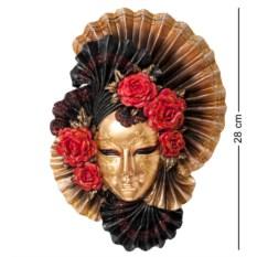 Венецианская маска Пионы