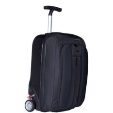 Черный чемодан на колесах Sky Рartner