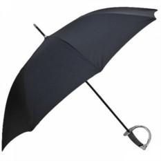 Черный зонт Сабля