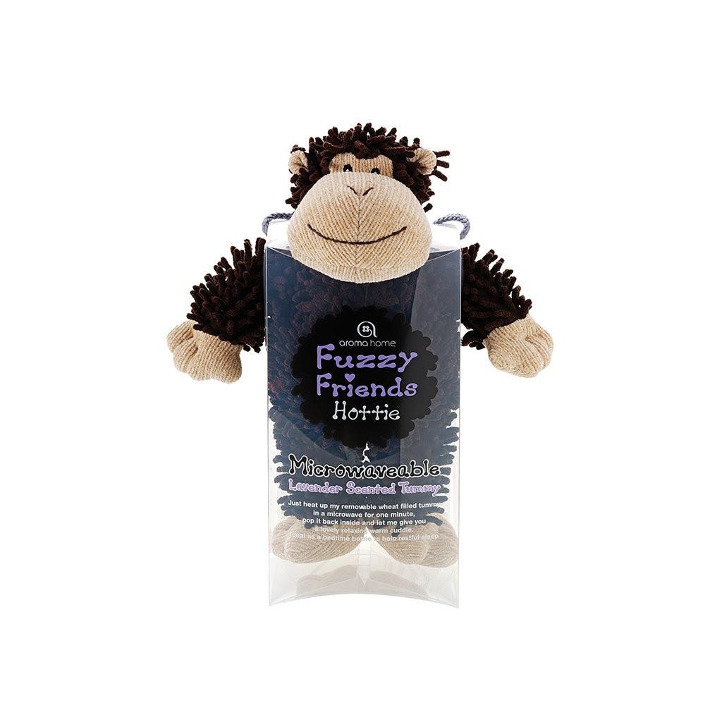 Игрушка-грелка Fuzzy Friends Обезьяна