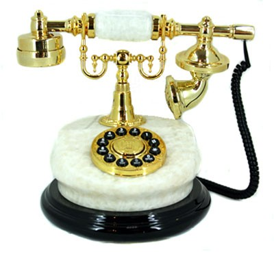 Ретро-телефон Королевский