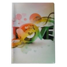 Обложка для паспорта Love