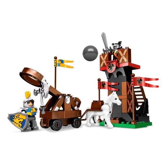 Замок Lego Duplo
