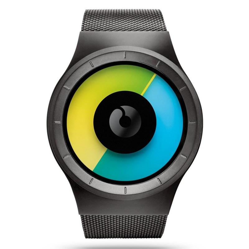 Наручные часы ZIIIRO Celeste Gunmetal – Colored
