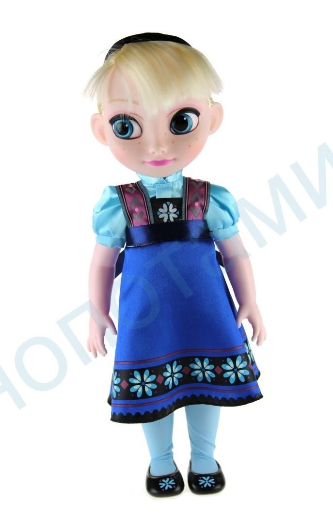 Кукла Эльза в детстве, Дисней, 40 см