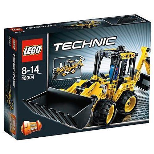 Конструктор LEGO Technic Экскаватор-погрузчик