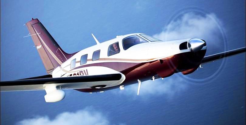 Купон Полет на самолете Piper Arrow для 1-2 человек