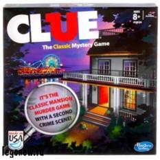 Настольная игра Клуэдо. Обновленная