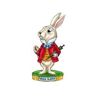 Фигурка White Rabbit