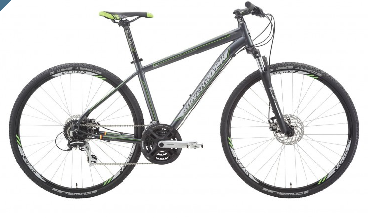 Велосипед Silverback Shuffle 20 (2015)