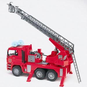 Транспорт Bruder Пожарная машина Man