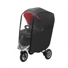 Дождевик для колясок Aprica Smooove (прозрачный/черный)