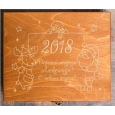 Набор интерьерных духов «С новым годом!»