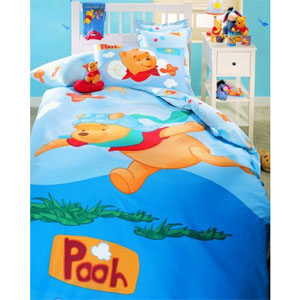 Детское постельное белье Winnie the pooh pilot