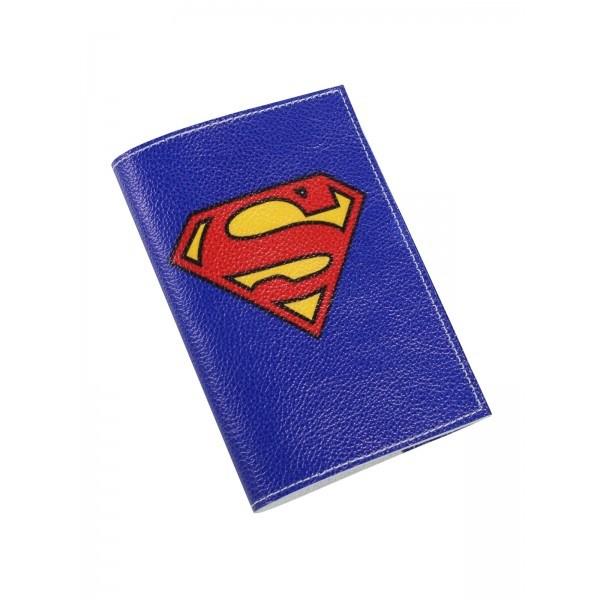 Обложка на автодокументы Супермен