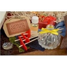 Подарочный набор с аромамаслом аромата дыни