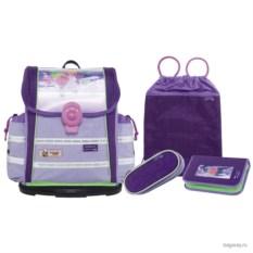 Фиолетовый школьный ранец McNeill Ergo Light