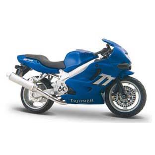 Сборный мотоцикл Triumph
