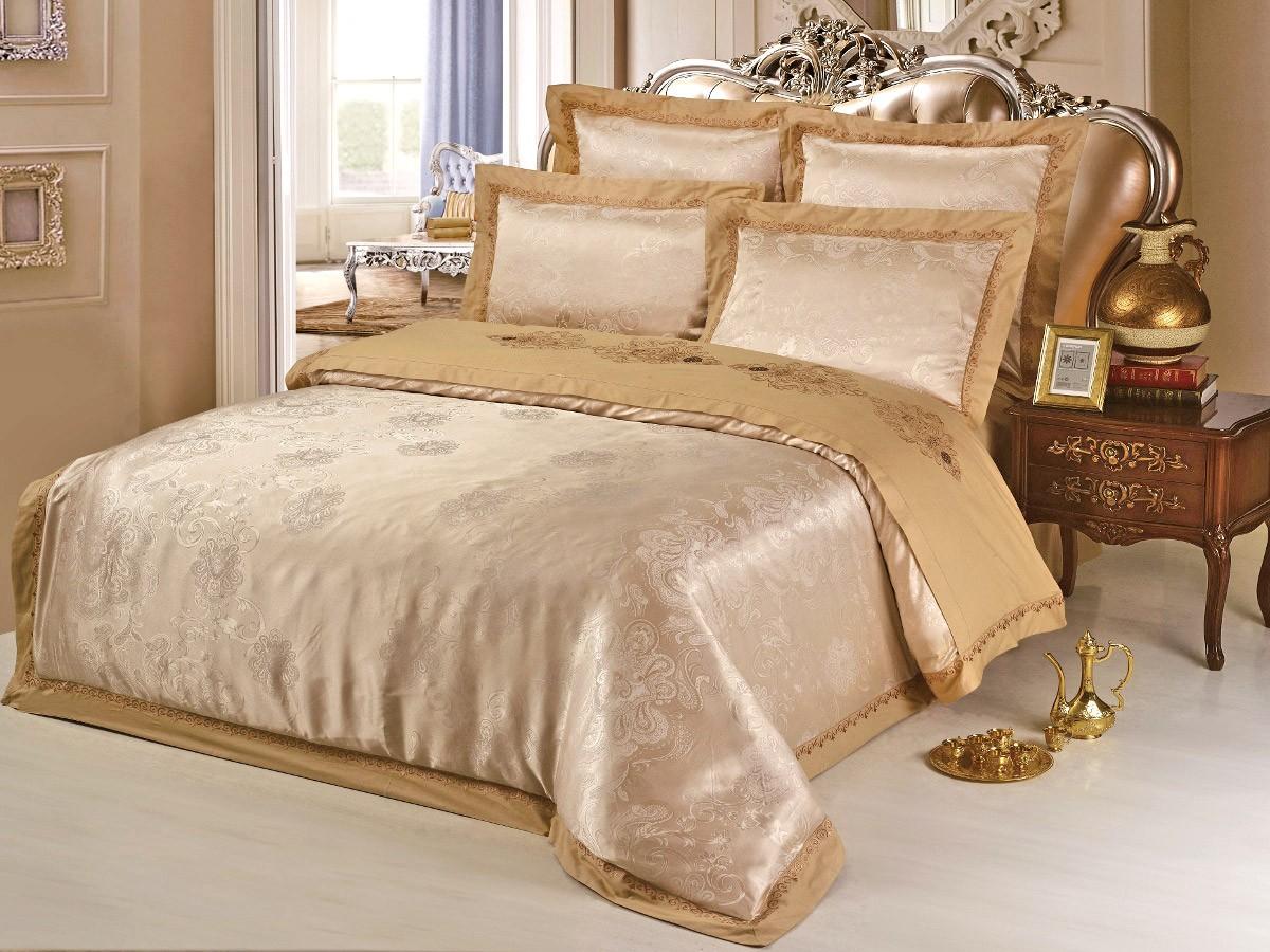 Жаккардовое постельное белье Cleo