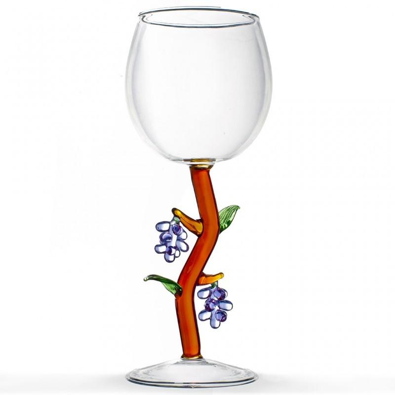 Бокал для вина Цветущий виноград