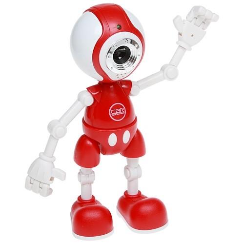 Веб-камера с микрофоном «Cyber Man»