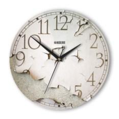 Настенные часы-прикол Отслоение