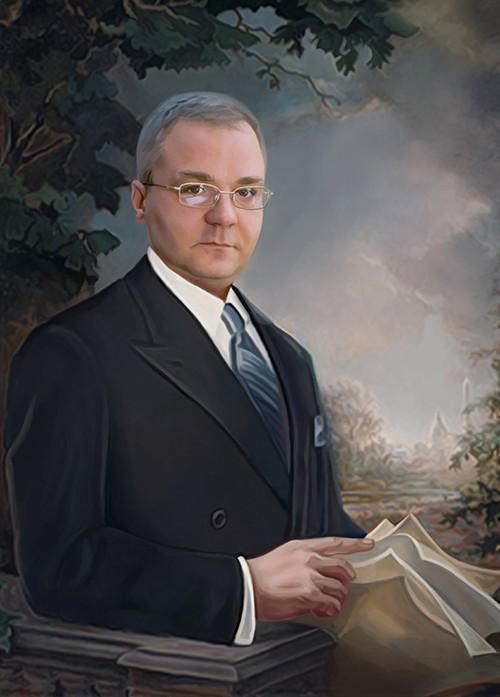 Портрет для страховщика