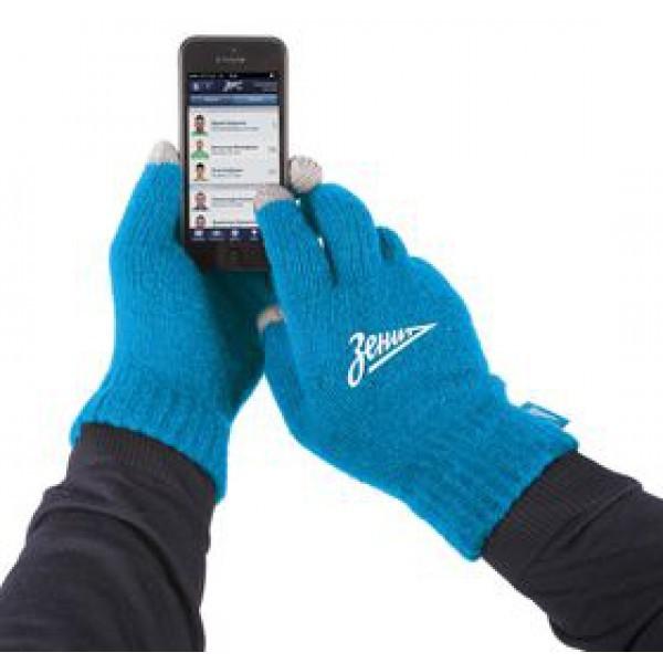 Перчатки для сенсорных экранов «Зенит»