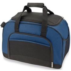 Мужская дорожная сумка с 2 отделениями и сетчатыми карманами