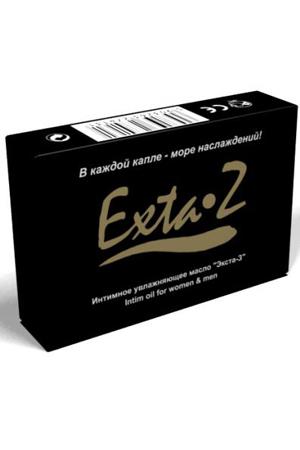 Интимное увлажняющее масло «Экста-З»