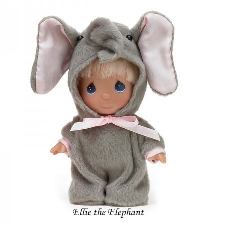 Кукла Ellie the Elephant - Call of the Wild