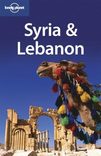 Путеводитель Lonely Planet по Сирии и Ливану
