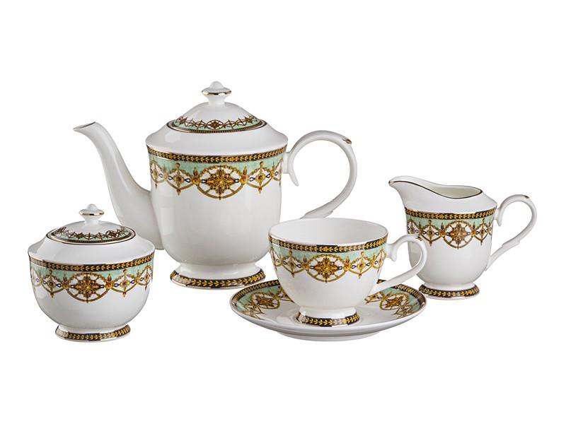 Чайный сервиз на 6 персон Амаль