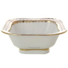 Фарфоровый салатник Кобальтовая сетка