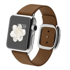 Apple Watch 38mm with Modern Buckle (Brown)
