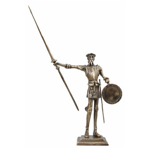 Статуэтка из бронзы Virtus «Дон Кихот»