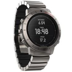Спортивные титановые часы Garmin Fenix Chronos