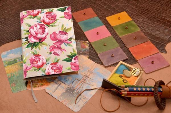 Ежедневник Поле роз