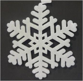 Декоративное украшение Снежинка